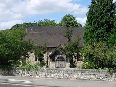 Holy Trinity North West Kent Family History Society