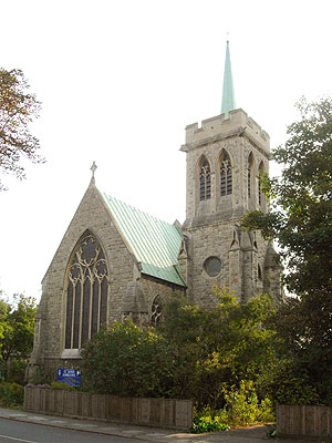 St James - Sep 2008