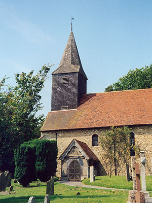 St Mary Kemsing North West Kent Family History Society