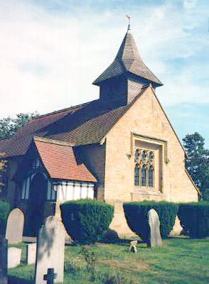 Holy Trinity Markbeech North West Kent Family History Society