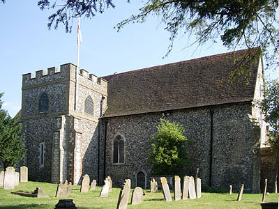 All Saints Orpington North West Kent Family History Society