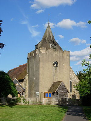 St Bartholomew Otford North West Kent Family History Society