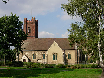 St Nicholas Plumstead North West Kent Family History Society