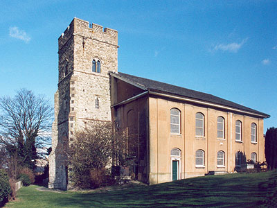 St Margaret Rochester North West Kent Family History Society