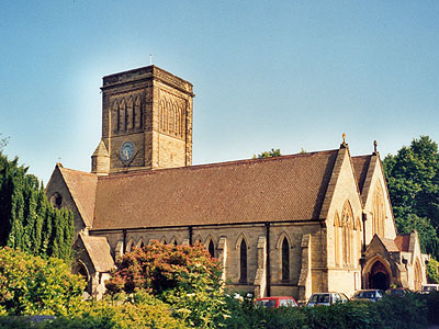 St Paul Rusthall Groombridge North West Kent Family History Society
