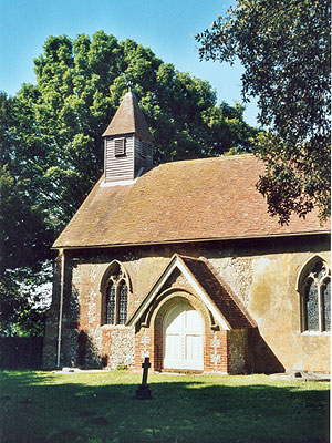St Peter Ridley North West Kent Family History Society