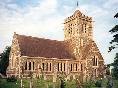 St Giles Shipbourne North West Kent Family History Society