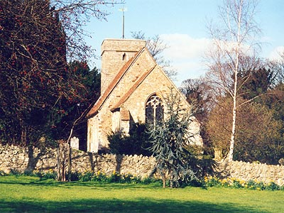 St Peter ad Vincula Ditton North West Kent Family History Society