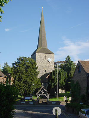 St Martin Eynsford North West Kent Family History Society