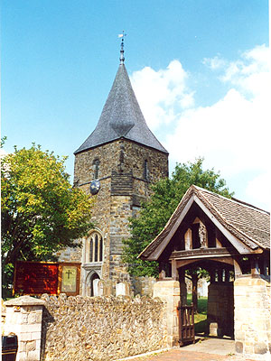 St Peter & St Paul Edebnbridge North West Kent Family History Society