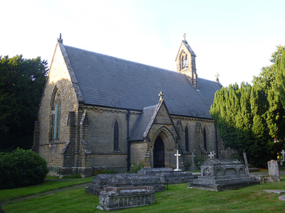 St Peter Fordcombe North West Kent Family History Society