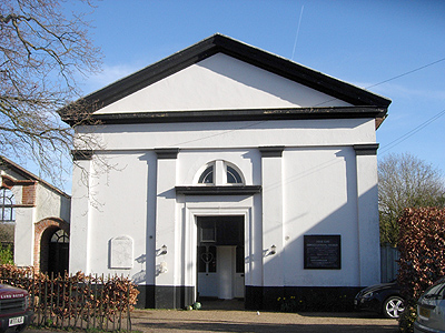 Congregational Four Elms North West Kent Family History Society