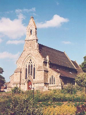 St Mary Greenhithe North West Kent Family History Society