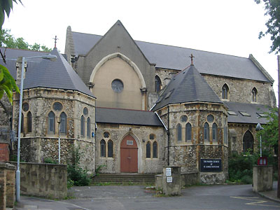 St James Hatcham North West Kent Family History Society