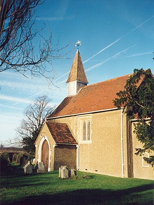 St Margaret Ifield North West Kent Family History Society