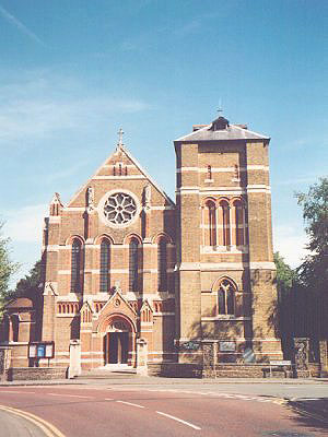 St John the Evangelist Sidcup North West Kent Family History Society
