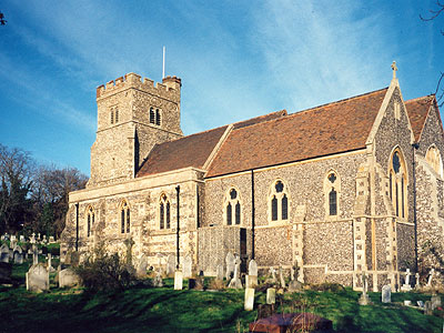St Peter & St Paul Shorne North West Kent Family History Society