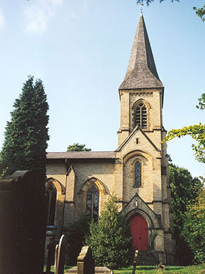 St Peter Southborough North West Kent Family History Society