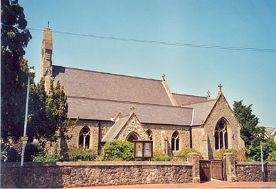 St Thomas Southborough North West Kent Family History Society