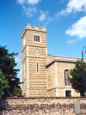 St Nicholas Strood North West Kent Family History Society