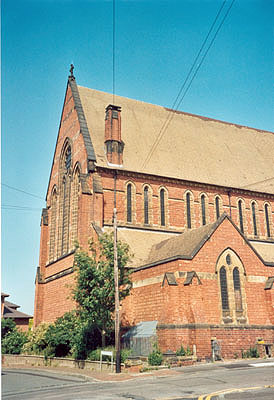 St Barnabas Tunbridge Wells North West Kent Family History Society