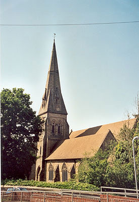 St James Tunbridge Wells North West Kent Family History Society