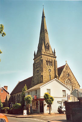 St Peter Tunbridge Wells North West Kent Family History Society