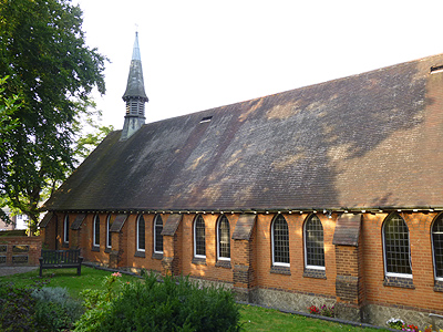 Church of the Good Shepherd Borough Green Wrotham North West Kent Family History Society