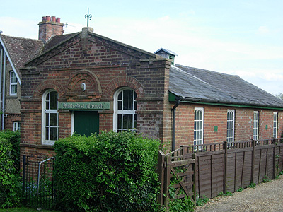 Wesleyan Weald North West Kent family History Society