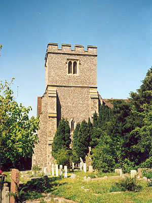 St John the Baptist West Wickham North West Kent Family History Society