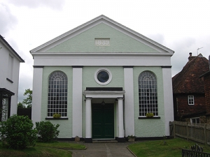 Congregational Westerham North West Kent Family History Society
