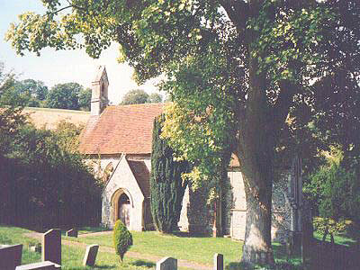 St Mary Woodlands North West Kent Family History Society