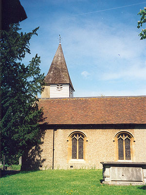 St Michael & All Angels Wilmington North West Kent Family History Society