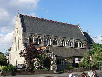 Christ Church Sidcup North West Kent Family History Society