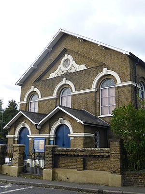Crayford Baptist Church Crayford North West Kent Family History Society