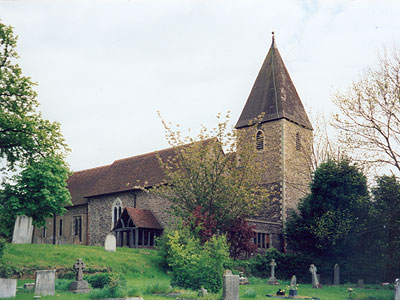 St Margaret of Antioch Darenth North West Kent Family History Society