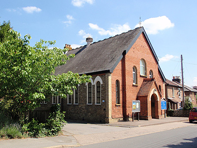 Union Church Crockenhill North West Kent family History Society