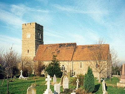 St Mary Chalk North West Kent family History Society