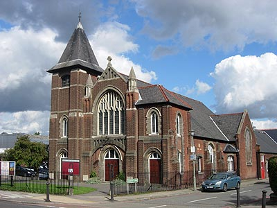 Primitive Methodist Bromley Common North West Kent Family History Society