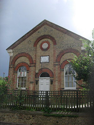 Methodist Chelsfield North West Kent Family History Society