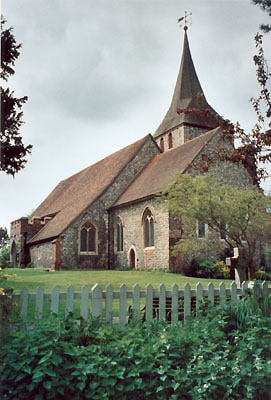 St Martin of Tours Chelsfield North West Kent Family History Society