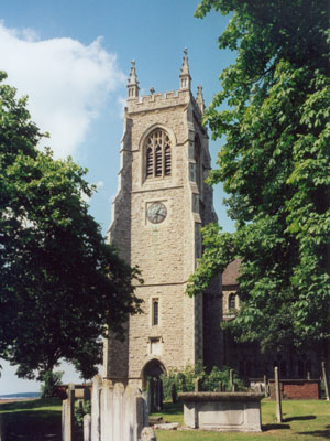St Mary Chatham North West Kent Family History Society