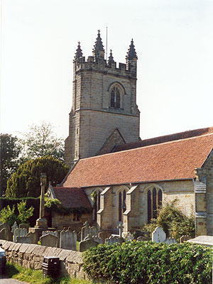 St Mary Chiddingstone North West Kent Family History Society