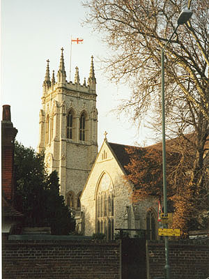 St George of BEckenham North West Kent Family History Society