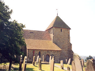 St Lawrence Bidborough North West Kent Family History Society
