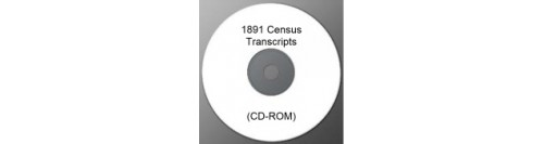 1891 Census Transcripts (CD-ROM)